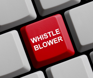 Il whistleblowing e i professionisti